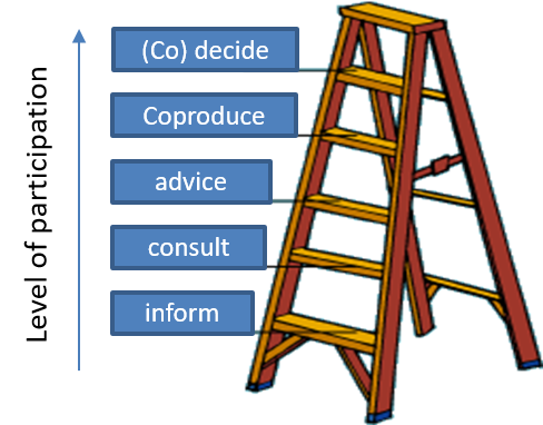 ladder of participation